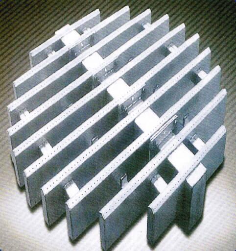 封闭式液体分布器