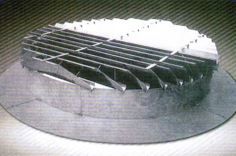 遮板式液体收集器