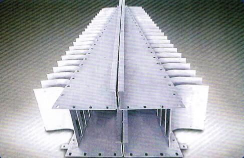 翅片式分布器